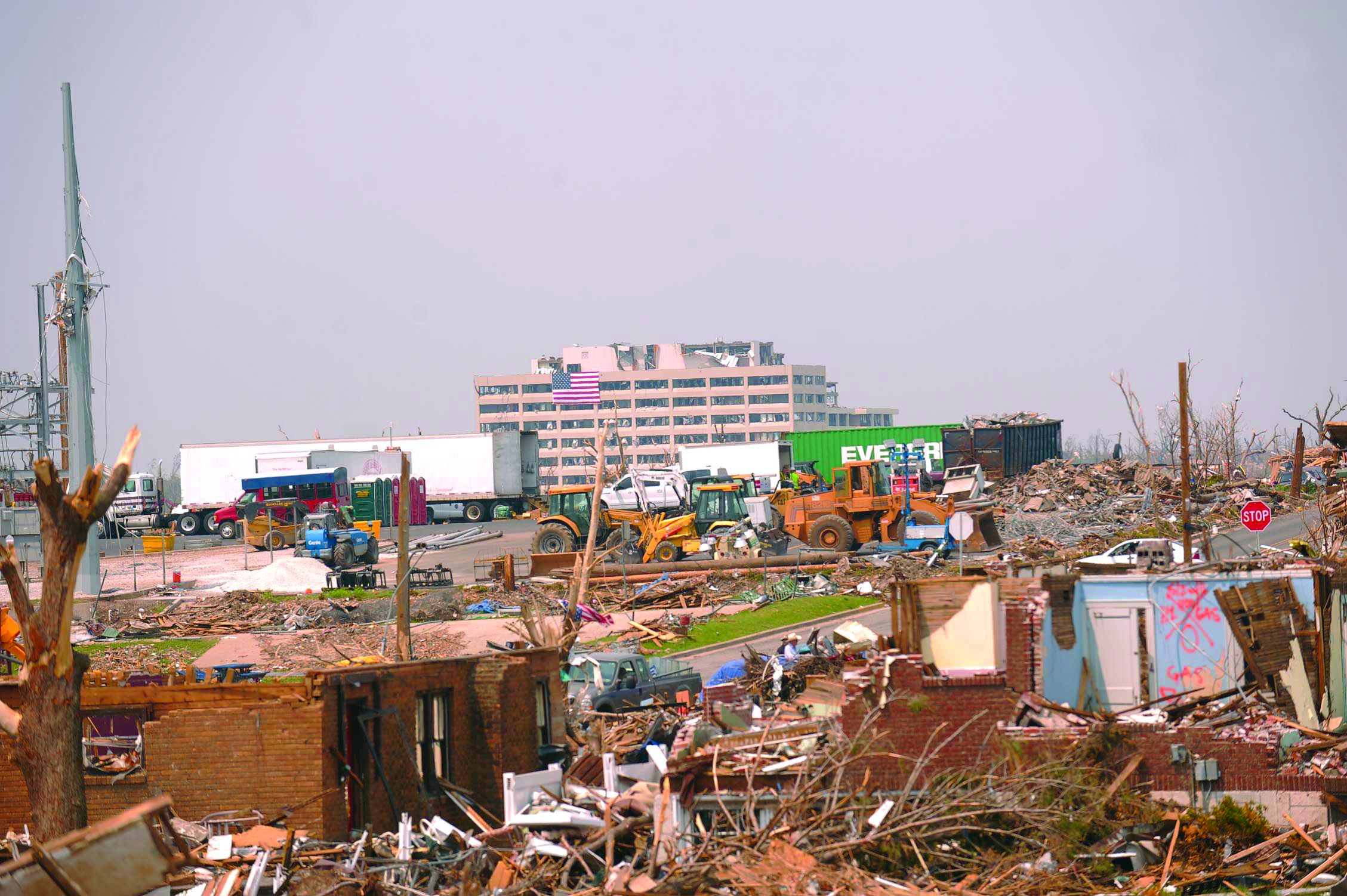 A Lesson In Mercy Rebuilding After The Joplin Tornado