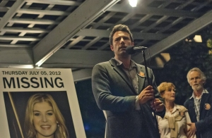 Gone Girl opens in theaters on Oct. 3.