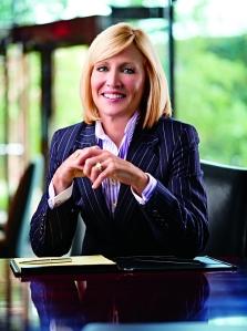 Enterprise Holdings President Pam Nichols.