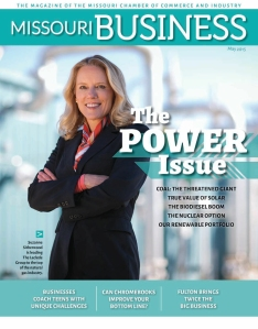 See Suzanne Sitherwood on the cover of our May 2015 issue.