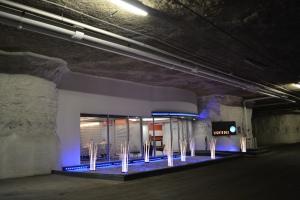 The LightEdge facility inside SubTropolis.