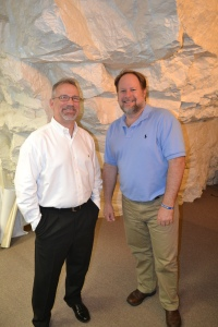Brothers Greg and Kevin Bowman own and operate Ozark Terminal.