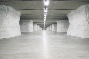 The FSW space inside SubTropolis.