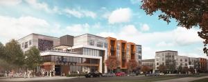 Port KC's $65 million riverfront development.