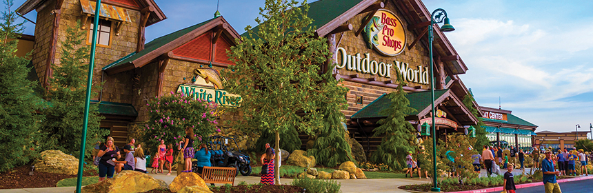 After redefining the outdoors business, Bass Pro doubles down
