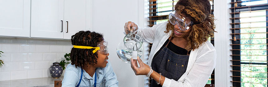 Bayer uses a voice-activated approach to promote STEM skills